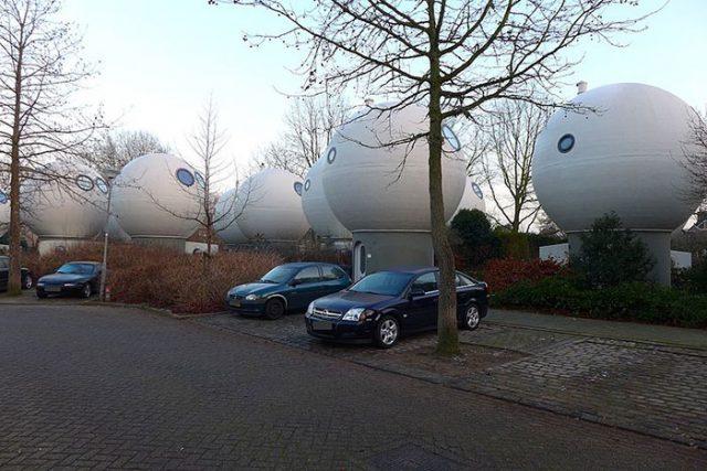 Maisons Boules 3