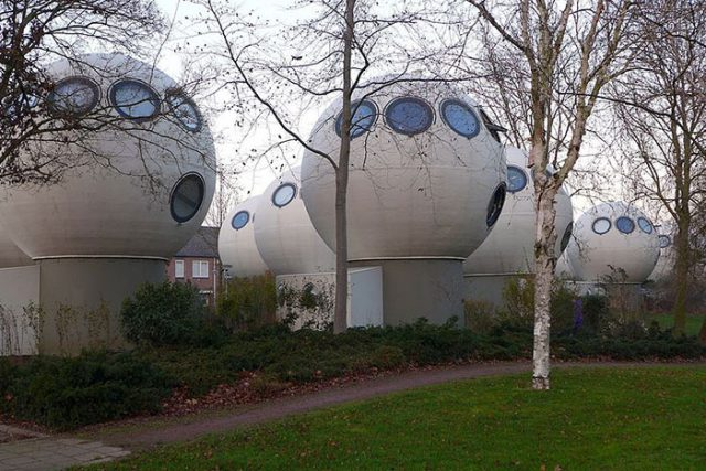 Maisons Boules 2