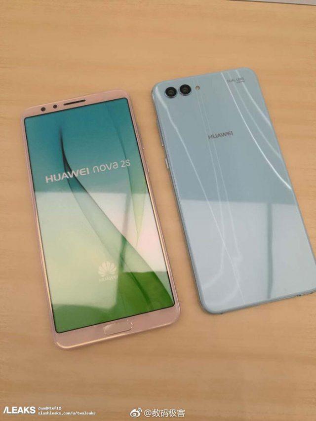 Huawei Nova 2s : image 2