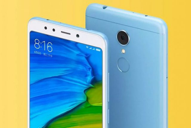 Xiaomi Redmi 5 : image 2