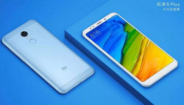 Xiaomi Redmi 5 : image 4