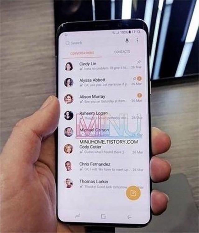 Photo Galaxy S9 : image 2
