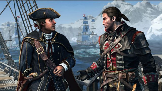 Assassin's Creed Rogue Remastered confirmé