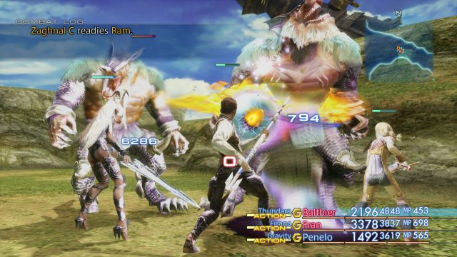 Final Fantasy XII arrive sur PC