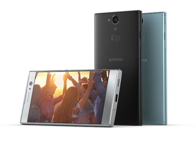 CES 2018: Le Sony Xperia L2 est officiel