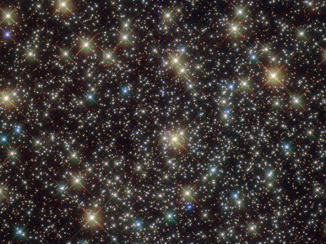 Amas étoiles