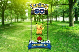 Pokémon Go Community Day