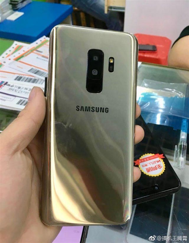 Copie Galaxy S9+ : image 3