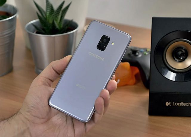 Galaxy A8 : image 6