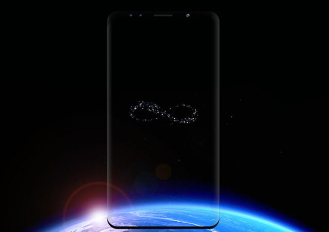 Concept Galaxy S9 : image 1