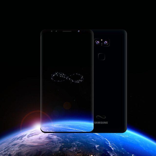 Concept Galaxy S9 : image 3