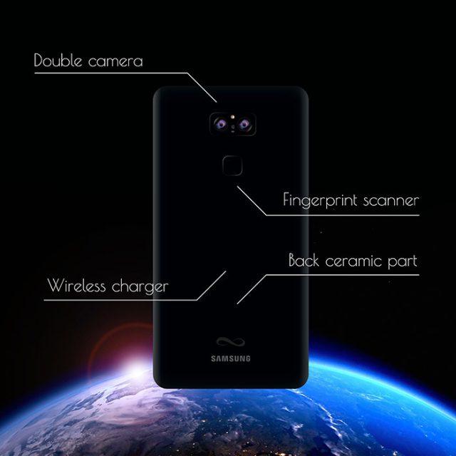 Concept Galaxy S9 : image 5