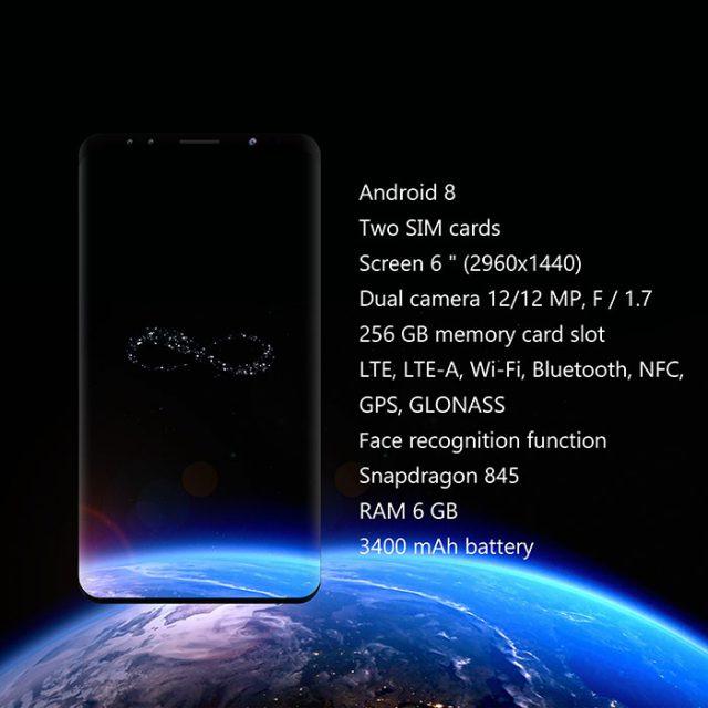 Concept Galaxy S9 : image 6