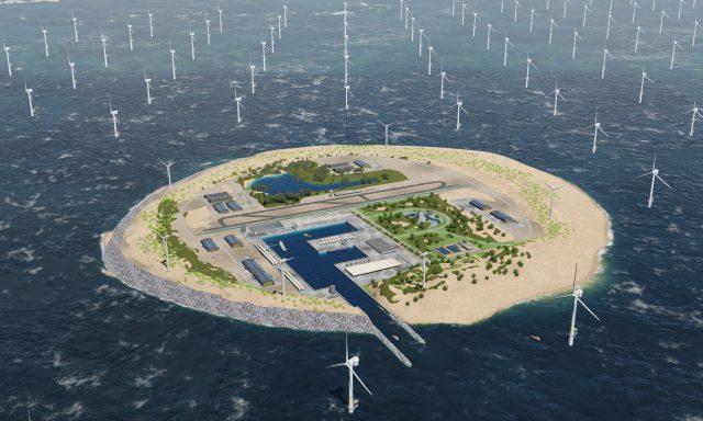 Île artificielle