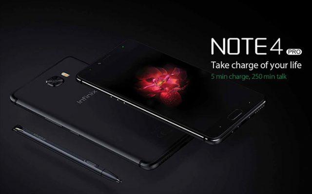 Infinix Note 4 Pro : image 1