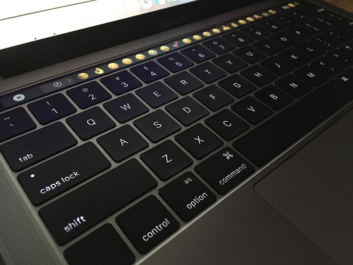 Sans surprise, les derniers MacBook Air et MacBook Pro sont éligibles au programme de remplacement des claviers