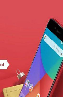 Xiaomi Mi A1 RED