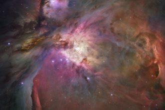 Nébuleuse Orion