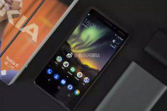 Nokia 6 (2018) : image 1