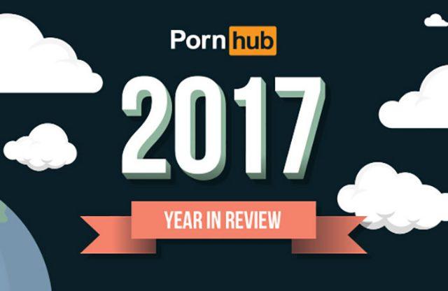 Pornhub 2017 : image 1