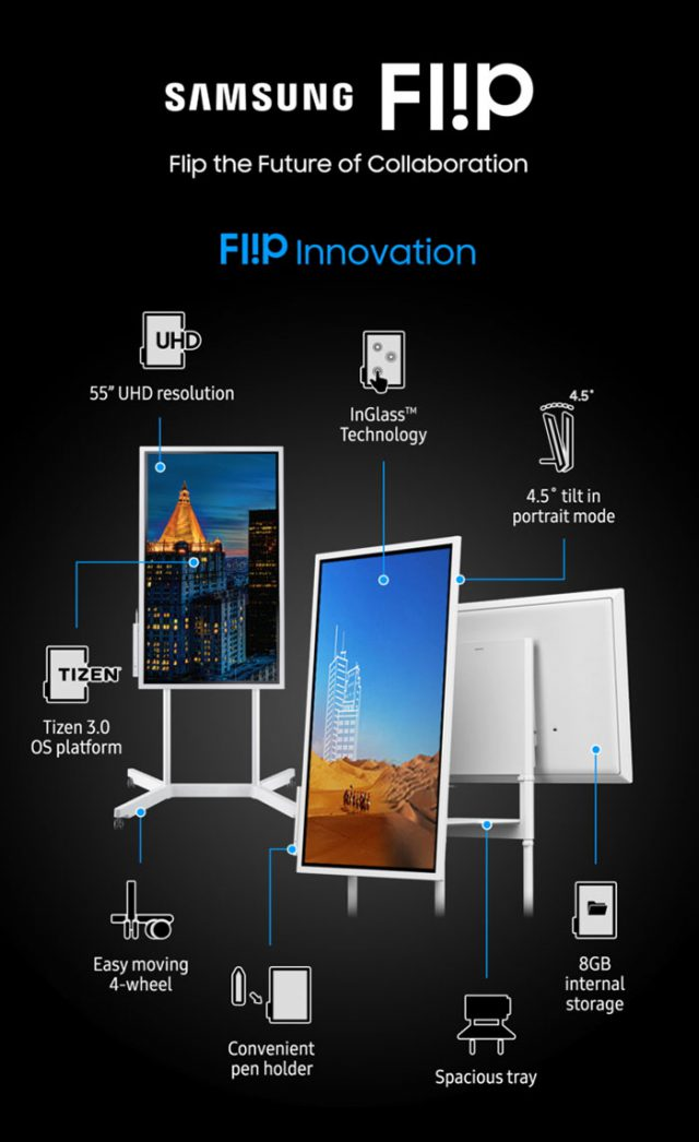 Samsung Flip : image 4