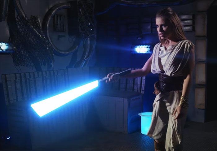 Star Wars Les Derniers Jedi a déjà sa parodie porno