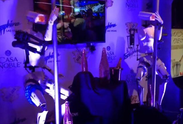 Strip robots
