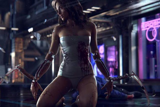 Cyberpunk 2077 le nouveau The witcher selon le pdg !