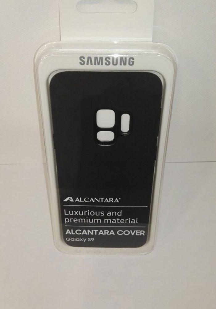 Galaxy S9 Alcantara Cover : image 2
