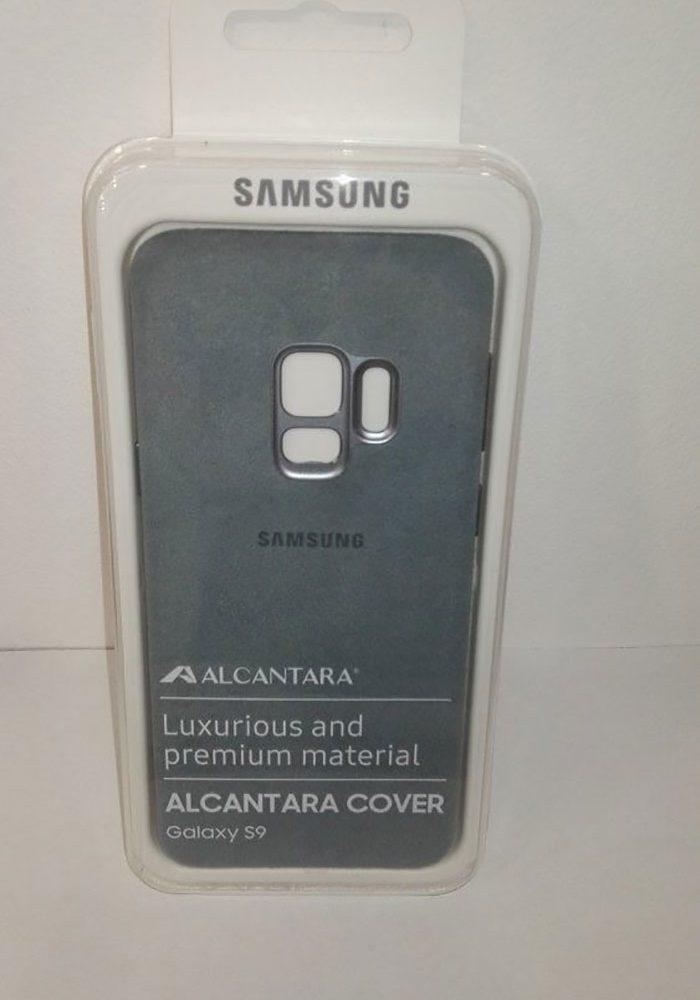 Galaxy S9 Alcantara Cover : image 3