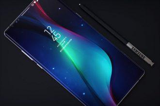 Concept Galaxy Note 9