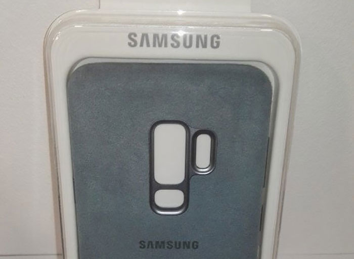on wholesale get cheap great quality Galaxy S9 & Galaxy S9+ : les coques officielles en fuite