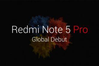 Xiaomi Redmi Note 5 : image 1