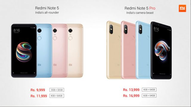 Xiaomi Redmi Note 5 : image 2
