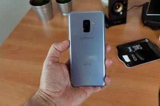Galaxy A8 : image 5