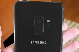 Galaxy S9 Fuite