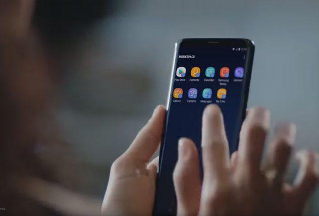 Fuite Galaxy S9 : image 3