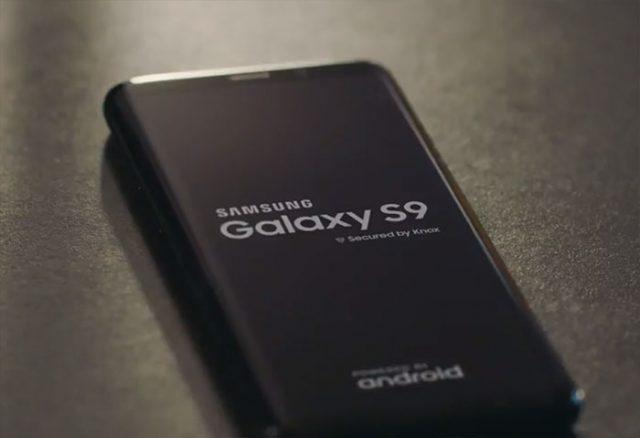 Fuite Galaxy S9 : image 4