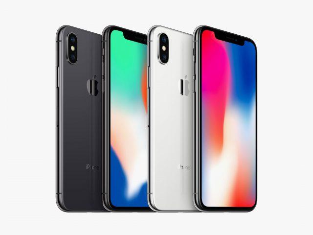 Une encoche plus petite dès 2018 — IPhone X