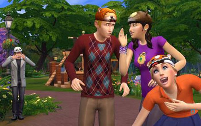 Electronic Arts pense aux portages sur Nintendo Switch, notamment celui des Sims