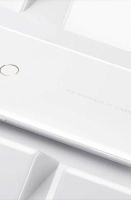 Xiaomi Mi Mix 2 CEramic