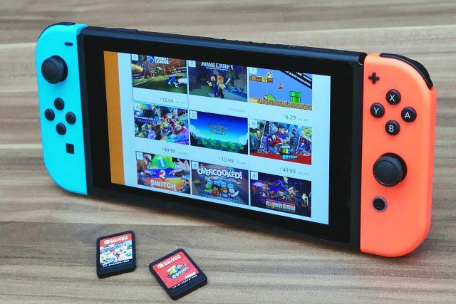 Promotion jeux nintendo switch a vendre quebec, avis nintendo eshop telephone