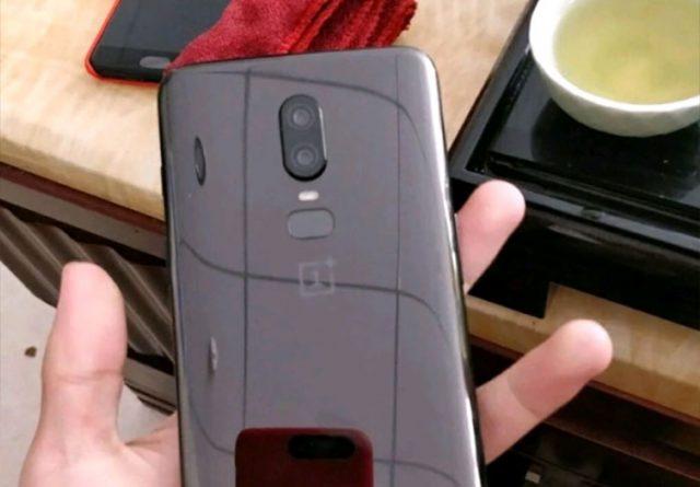 OnePlus 6 : La fiche technique du smartphone a fuité !