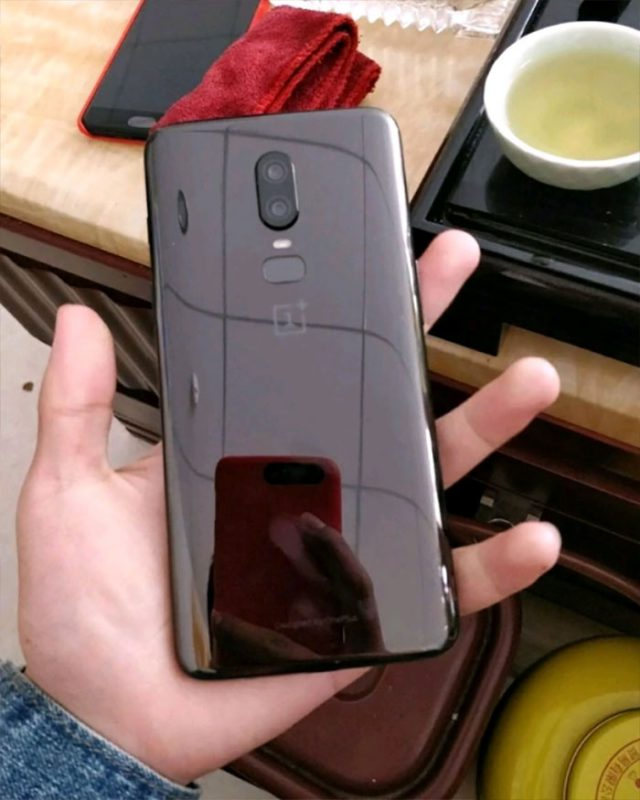 Photo OnePlus 6 : image 2