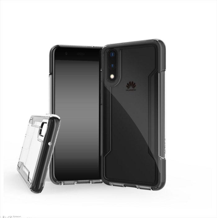 Huawei P20 rendu : image 1