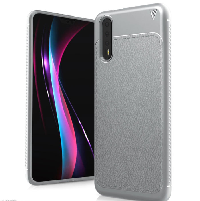 Huawei P20 rendu : image 4