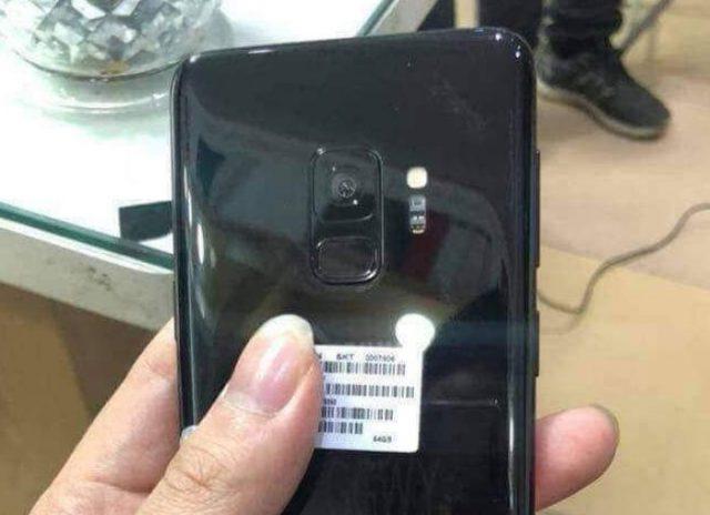 Photo Galaxy S9