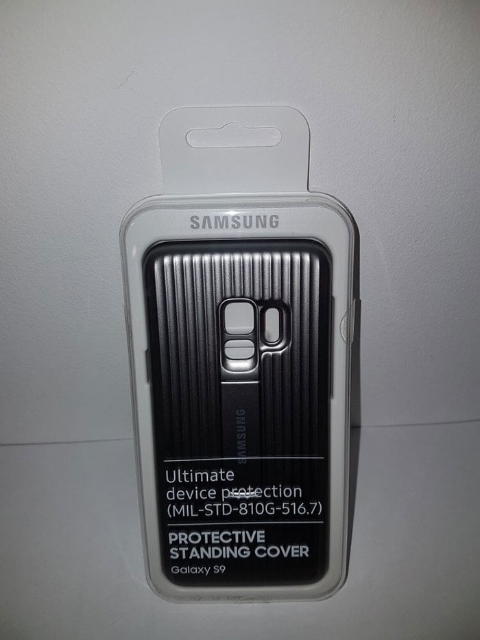 Galaxy S9 Protective Standing Cover : image 3