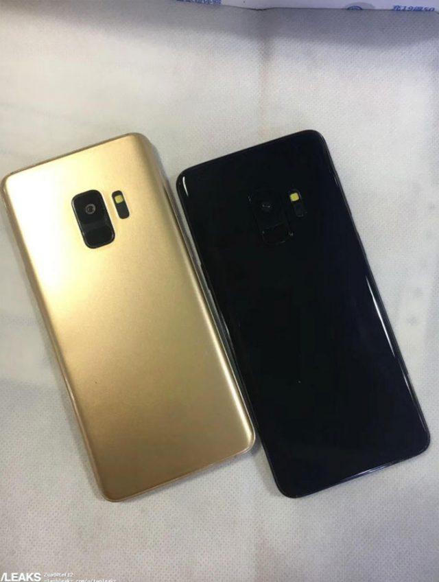 Maquette Galaxy S9 : image 2