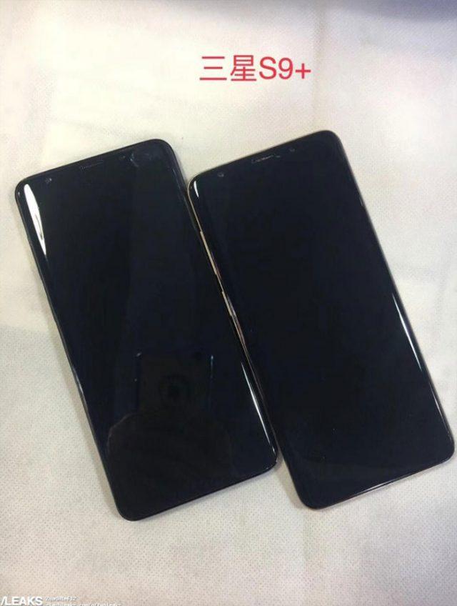 Maquette Galaxy S9+ : image 3